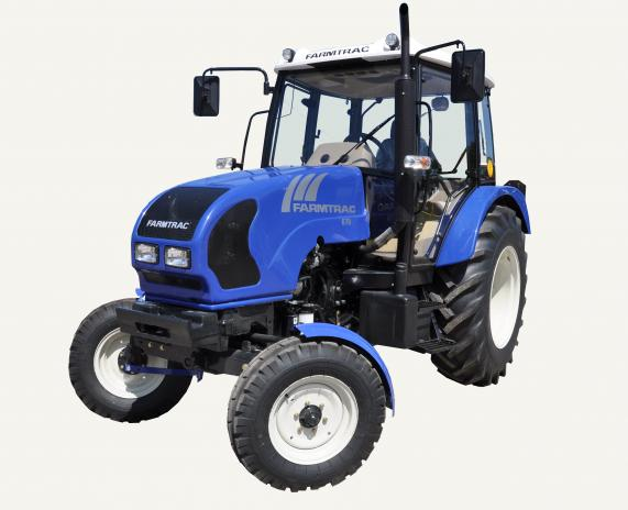 Promocja ciągników Farmtrac